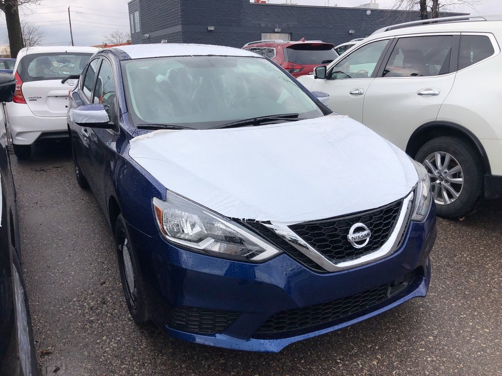 2019 Nissan Sentra 1.8 SV CVT in Mississauga, Ontario - 4 - w1024h768px