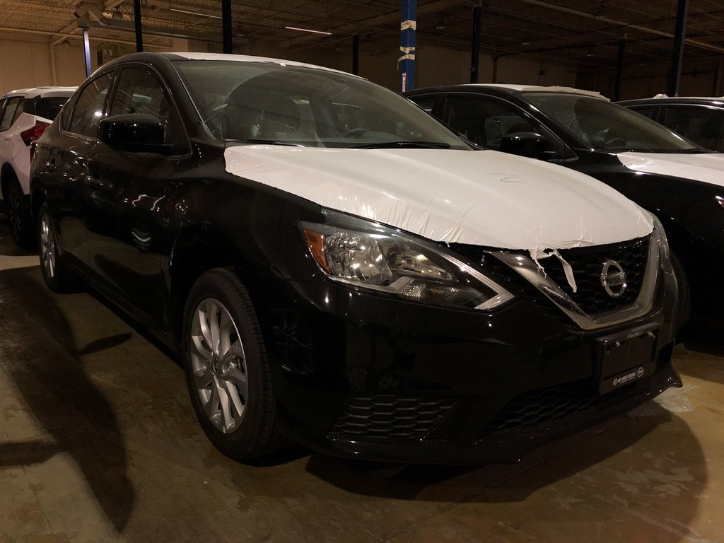 2019 Nissan Sentra 1.8 SV CVT in Mississauga, Ontario - 2 - w1024h768px