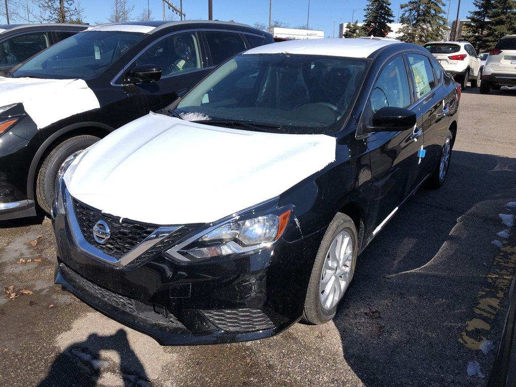 2019 Nissan Sentra 1.8 SV CVT in Mississauga, Ontario - 4 - w1024h768px