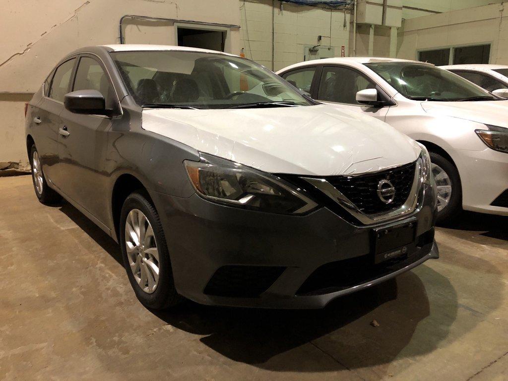 2019 Nissan Sentra 1.8 SV CVT in Mississauga, Ontario - 2 - w1024h768px