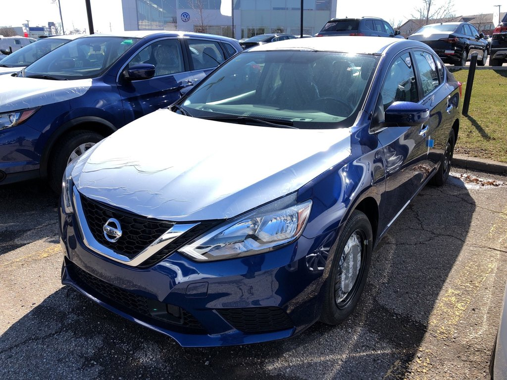 2019 Nissan Sentra 1.8 SV CVT in Mississauga, Ontario - 5 - w1024h768px