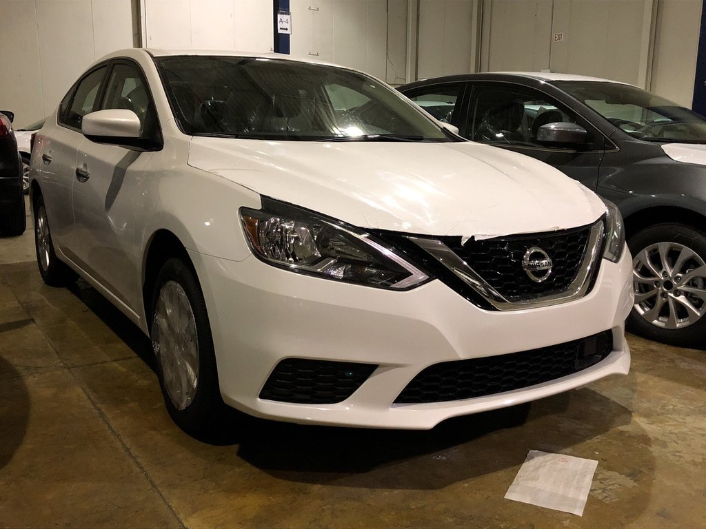 2019 Nissan Sentra 1.8 SV CVT (2) in Mississauga, Ontario - 2 - w1024h768px