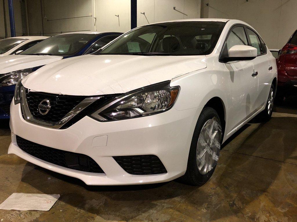 2019 Nissan Sentra 1.8 SV CVT (2) in Mississauga, Ontario - 1 - w1024h768px
