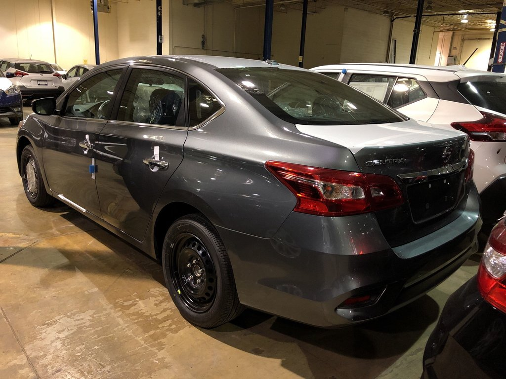 2019 Nissan Sentra 1.8 SV CVT (2) in Mississauga, Ontario - 5 - w1024h768px