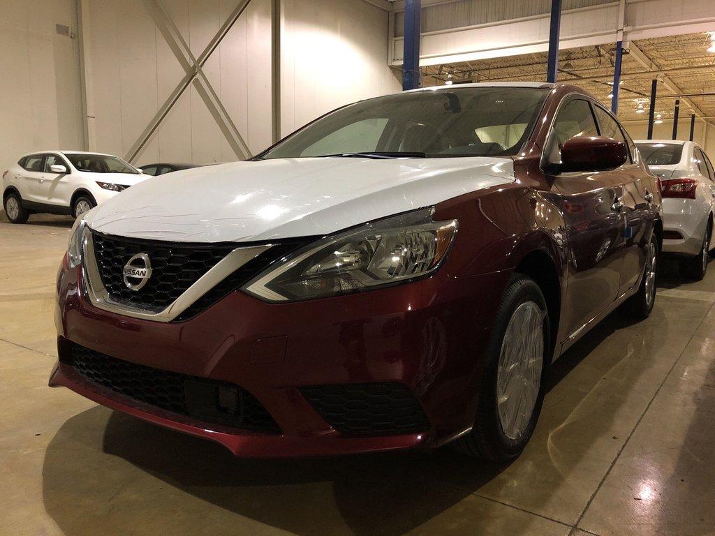 2019 Nissan Sentra 1.8 SV CVT in Mississauga, Ontario - 1 - w1024h768px