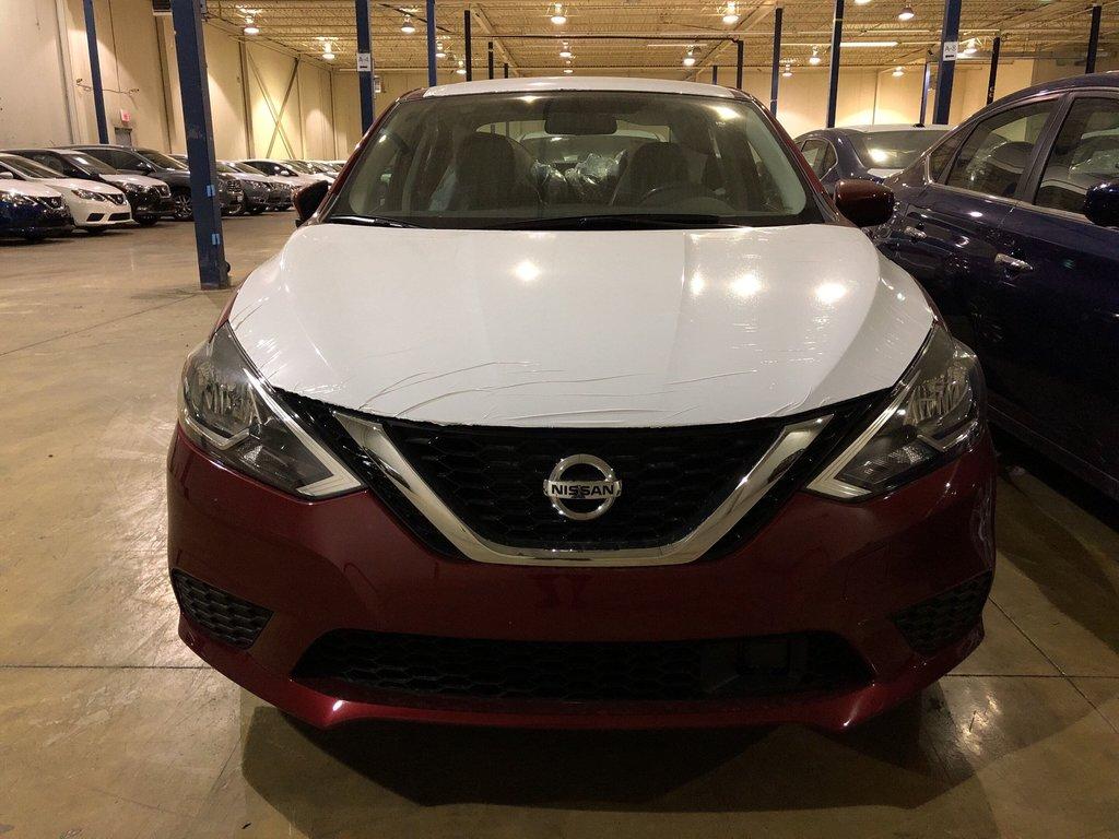 2019 Nissan Sentra 1.8 SV CVT in Mississauga, Ontario - 3 - w1024h768px