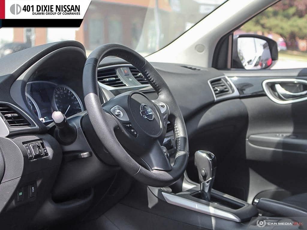 2019 Nissan Sentra 1.8 SV CVT (2) in Mississauga, Ontario - 13 - w1024h768px