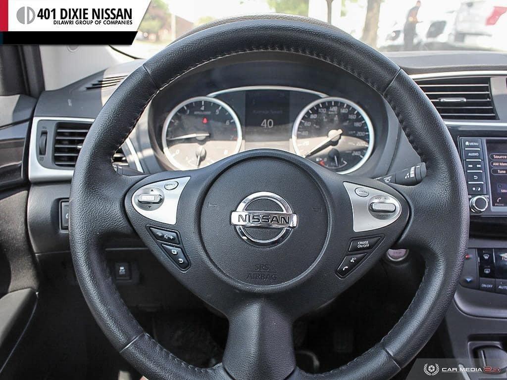 2019 Nissan Sentra 1.8 SV CVT (2) in Mississauga, Ontario - 14 - w1024h768px