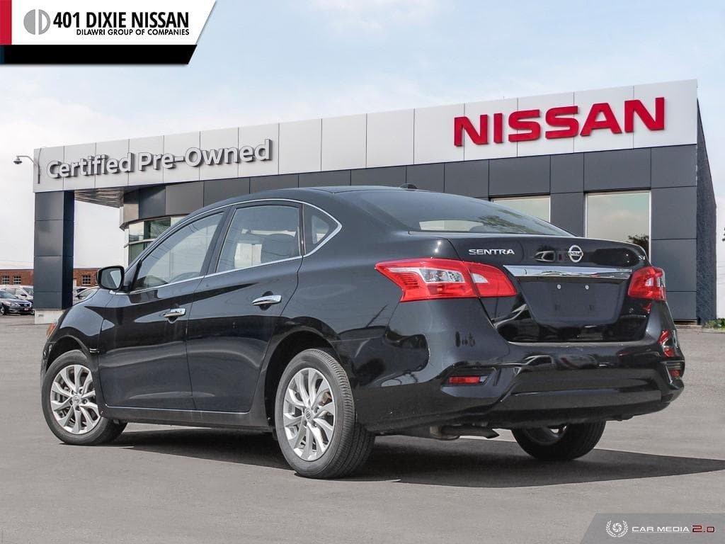 2019 Nissan Sentra 1.8 SV CVT (2) in Mississauga, Ontario - 4 - w1024h768px