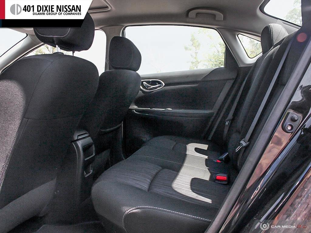 2019 Nissan Sentra 1.8 SV CVT (2) in Mississauga, Ontario - 24 - w1024h768px