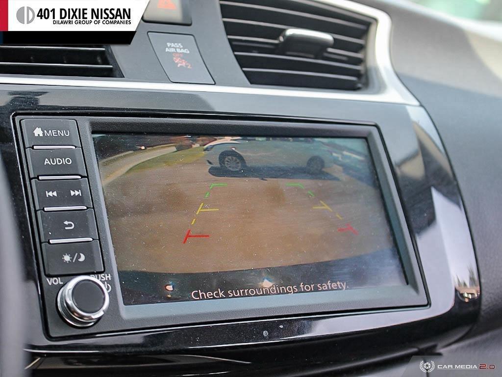 2019 Nissan Sentra 1.8 SV CVT (2) in Mississauga, Ontario - 27 - w1024h768px