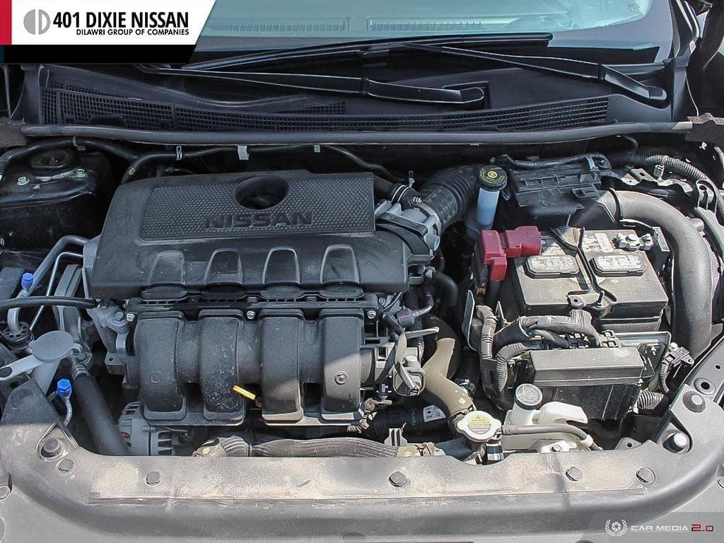 2019 Nissan Sentra 1.8 SV CVT (2) in Mississauga, Ontario - 8 - w1024h768px