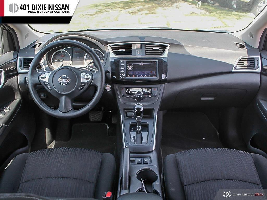 2019 Nissan Sentra 1.8 SV CVT (2) in Mississauga, Ontario - 25 - w1024h768px