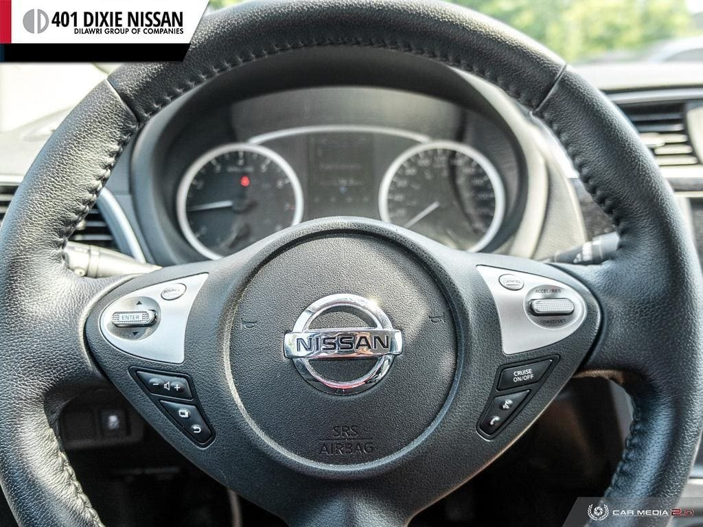 2019 Nissan Sentra 1.8 SV CVT in Mississauga, Ontario - 14 - w1024h768px