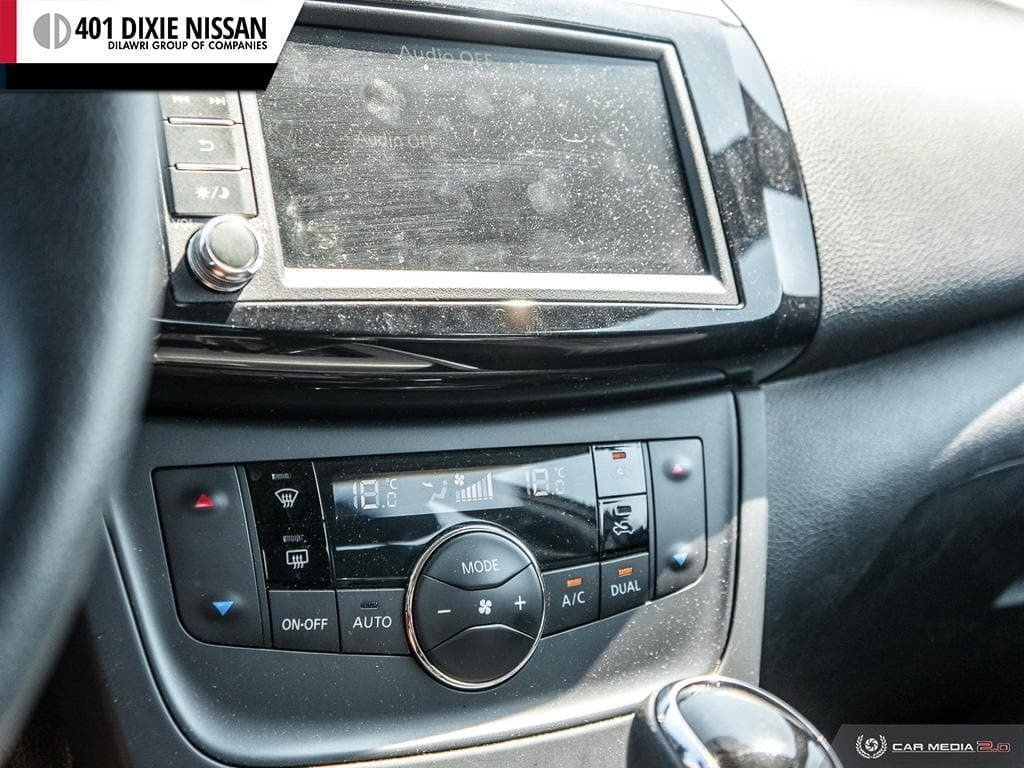 2019 Nissan Sentra 1.8 SV CVT in Mississauga, Ontario - 20 - w1024h768px