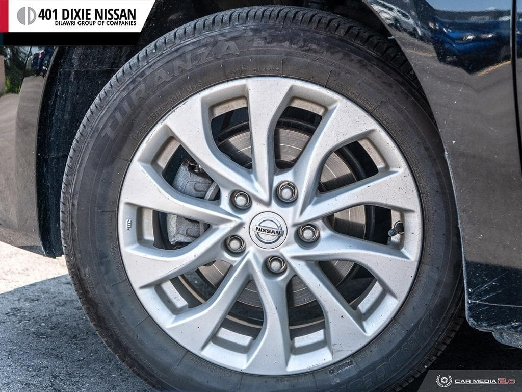 2019 Nissan Sentra 1.8 SV CVT in Mississauga, Ontario - 6 - w1024h768px