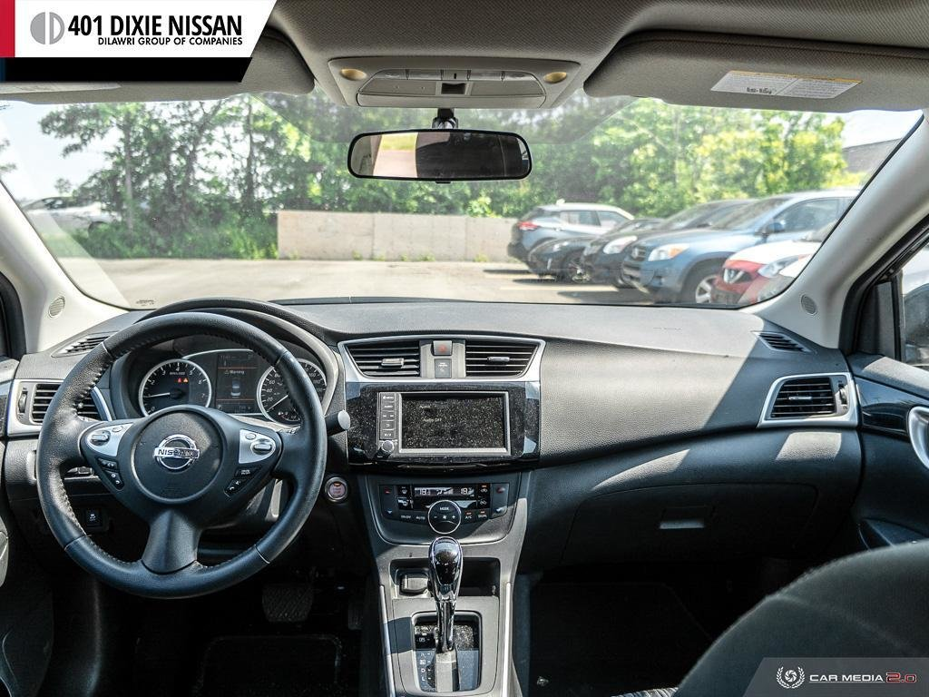 2019 Nissan Sentra 1.8 SV CVT in Mississauga, Ontario - 25 - w1024h768px
