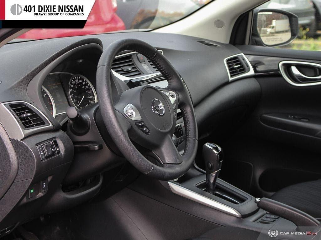 2019 Nissan Sentra 1.8 SV CVT in Mississauga, Ontario - 13 - w1024h768px