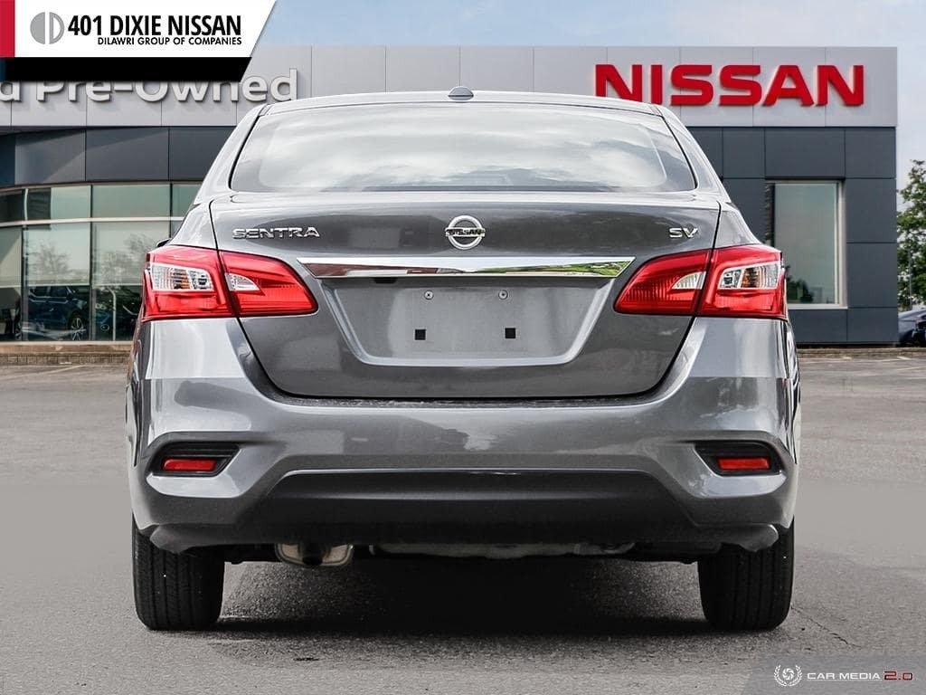 2019 Nissan Sentra 1.8 SV CVT in Mississauga, Ontario - 5 - w1024h768px