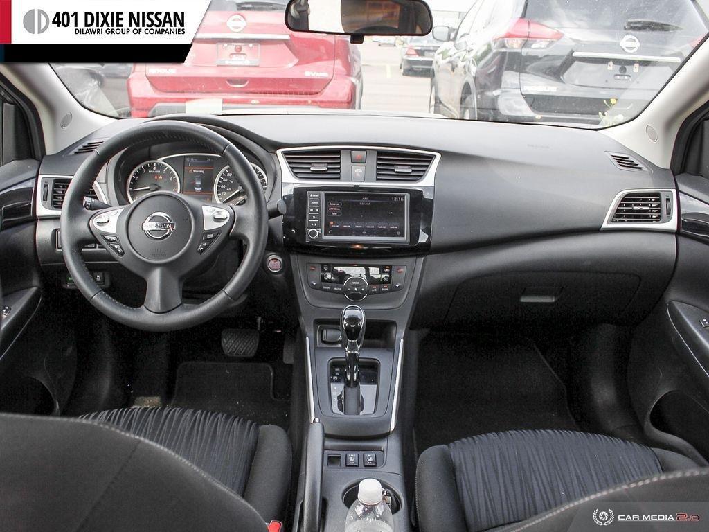 2019 Nissan Sentra 1.8 SV CVT in Mississauga, Ontario - 25 - w1024h768px
