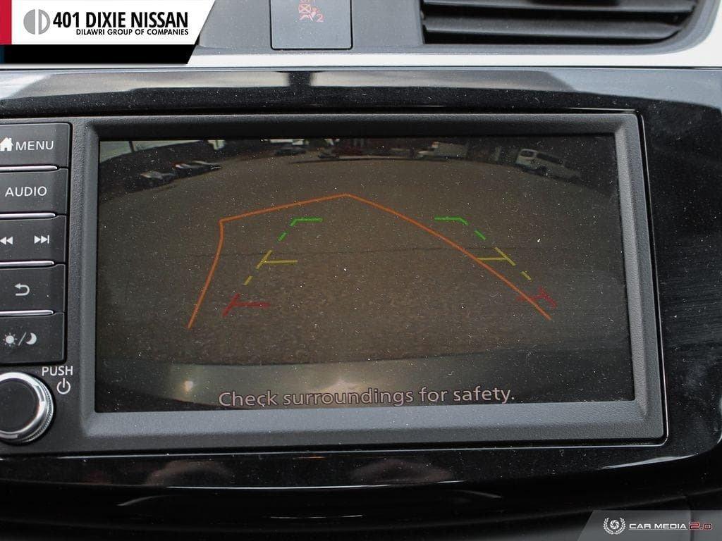 2019 Nissan Sentra 1.8 SV CVT in Mississauga, Ontario - 26 - w1024h768px