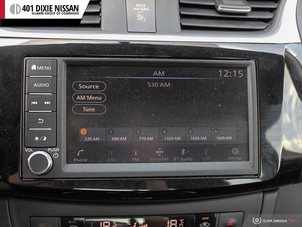 2019 Nissan Sentra 1.8 SV CVT in Mississauga, Ontario - 21 - w1024h768px