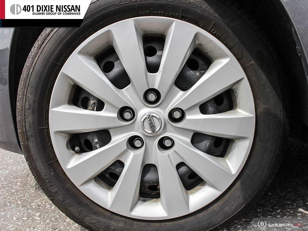 2019 Nissan Sentra 1.8 SV CVT in Mississauga, Ontario - 6 - w1024h768px