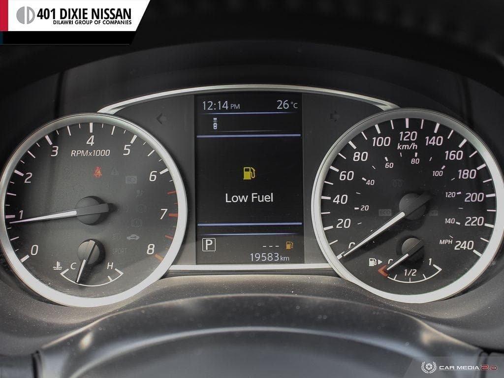 2019 Nissan Sentra 1.8 SV CVT in Mississauga, Ontario - 15 - w1024h768px