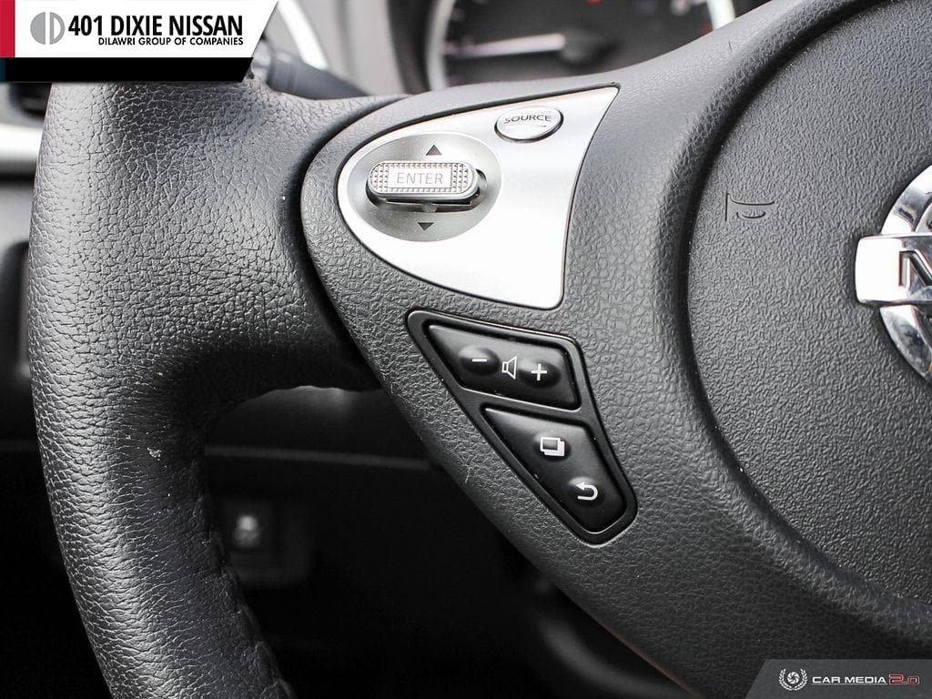 2019 Nissan Sentra 1.8 SV CVT in Mississauga, Ontario - 18 - w1024h768px