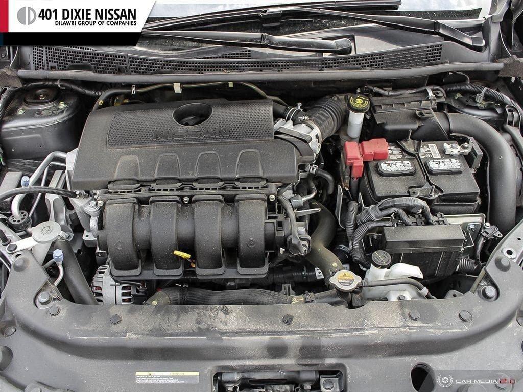 2019 Nissan Sentra 1.8 SV CVT in Mississauga, Ontario - 8 - w1024h768px