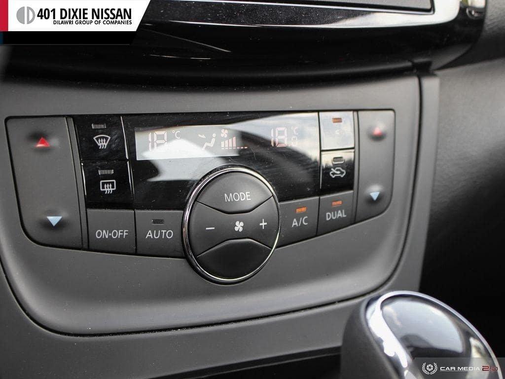 2019 Nissan Sentra 1.8 SV CVT in Mississauga, Ontario - 22 - w1024h768px