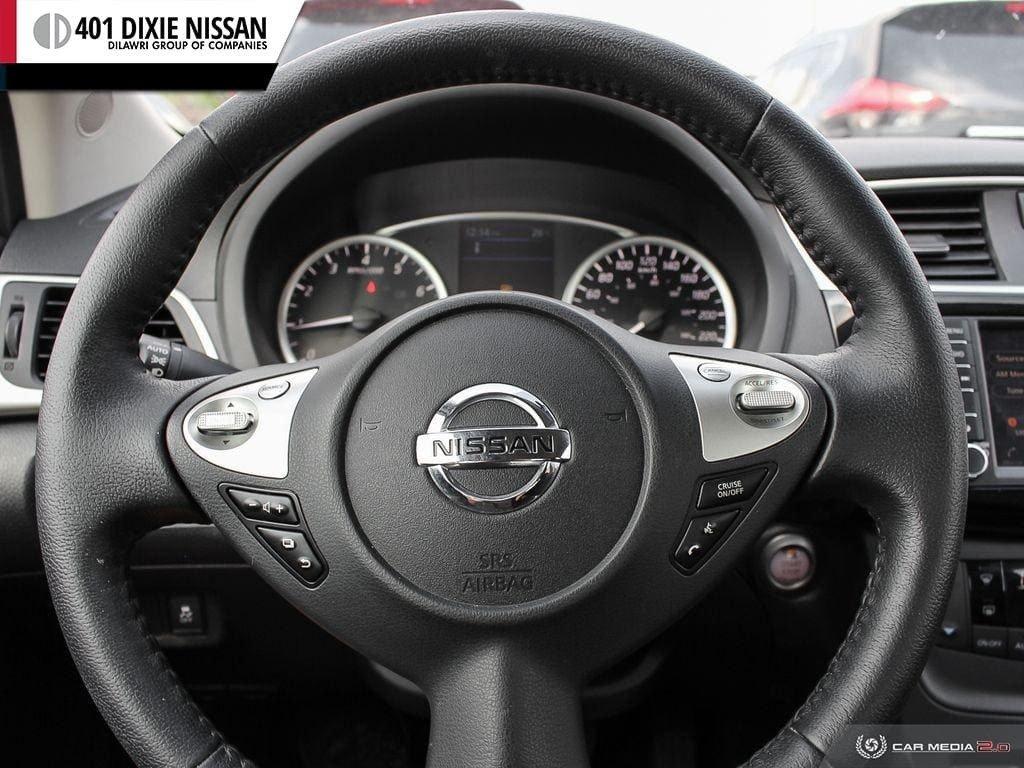 2019 Nissan Sentra 1.8 SV CVT in Mississauga, Ontario - 14 - w1024h768px