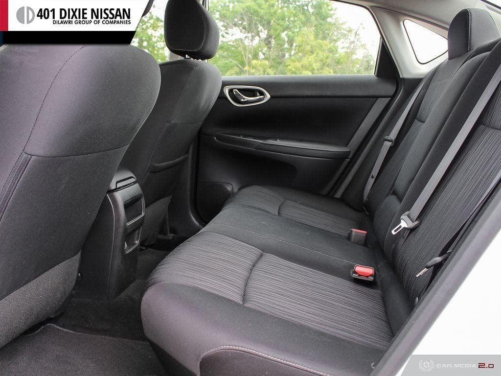 2019 Nissan Sentra 1.8 SV CVT in Mississauga, Ontario - 24 - w1024h768px