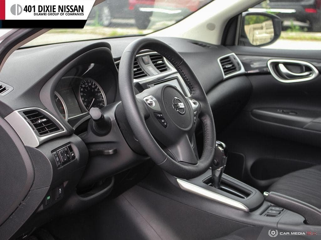 2019 Nissan Sentra 1.8 SV CVT in Mississauga, Ontario - 13 - w1024h768px