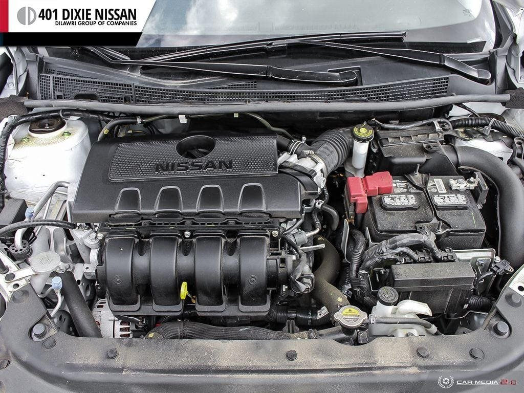 2019 Nissan Sentra 1.8 SV CVT in Mississauga, Ontario - 8 - w1024h768px