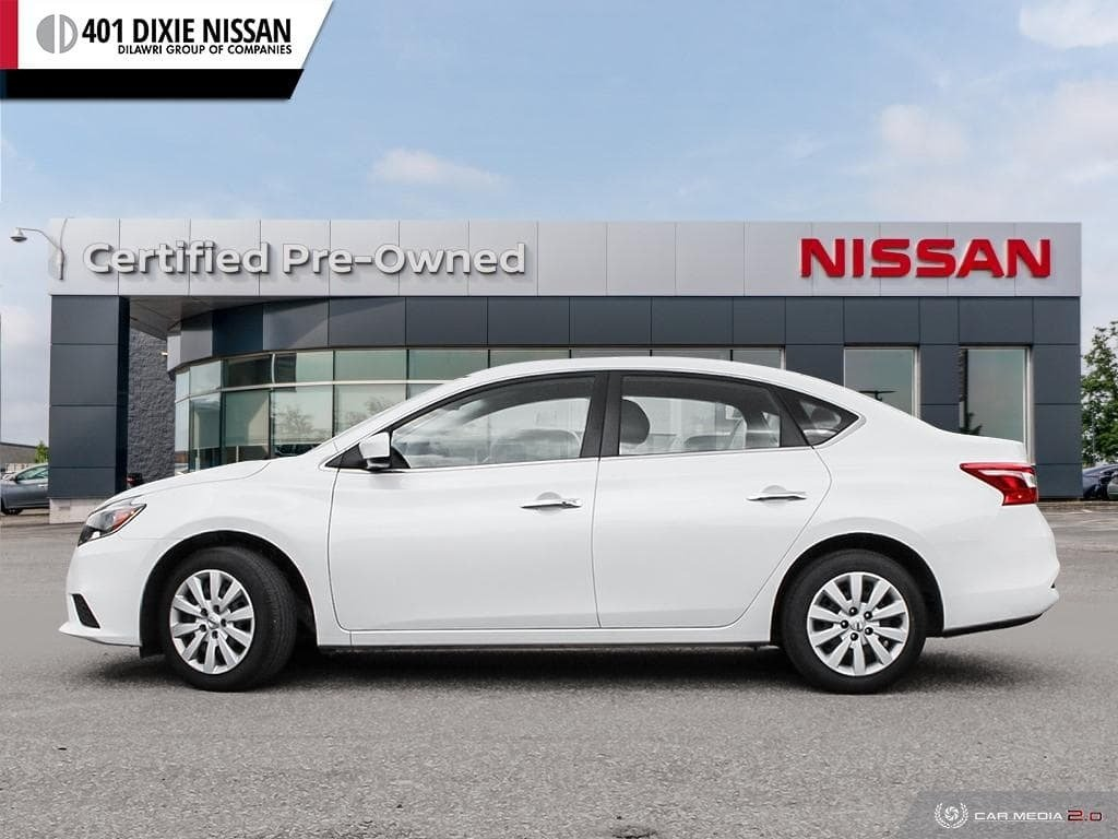 2019 Nissan Sentra 1.8 SV CVT in Mississauga, Ontario - 3 - w1024h768px