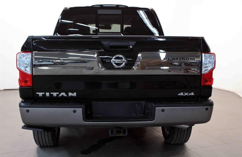 2018 Nissan Titan Crew Cab Platinum 4X4 in Regina, Saskatchewan - 19 - w1024h768px