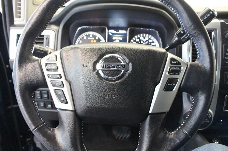 2018 Nissan Titan King Cab PRO-4X 4x4 in Regina, Saskatchewan - 6 - w1024h768px
