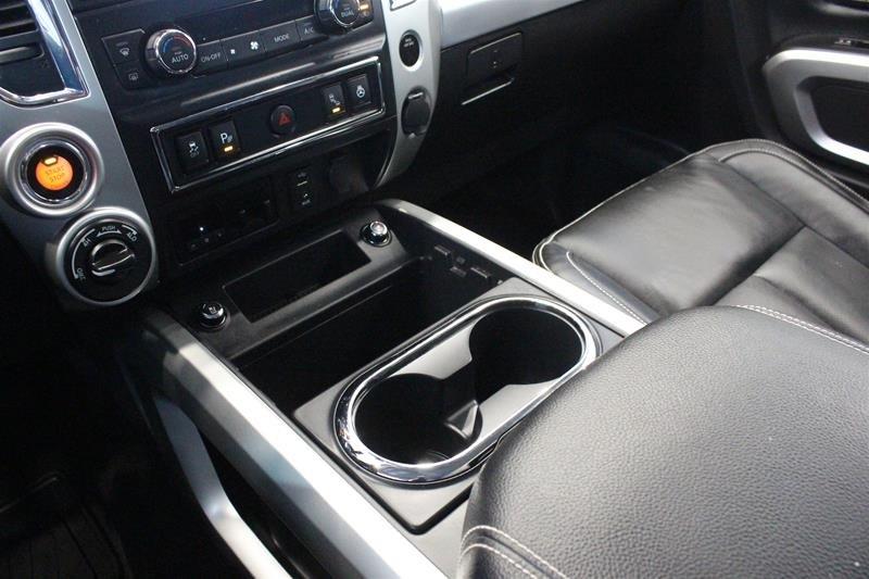 2018 Nissan Titan King Cab PRO-4X 4x4 in Regina, Saskatchewan - 4 - w1024h768px