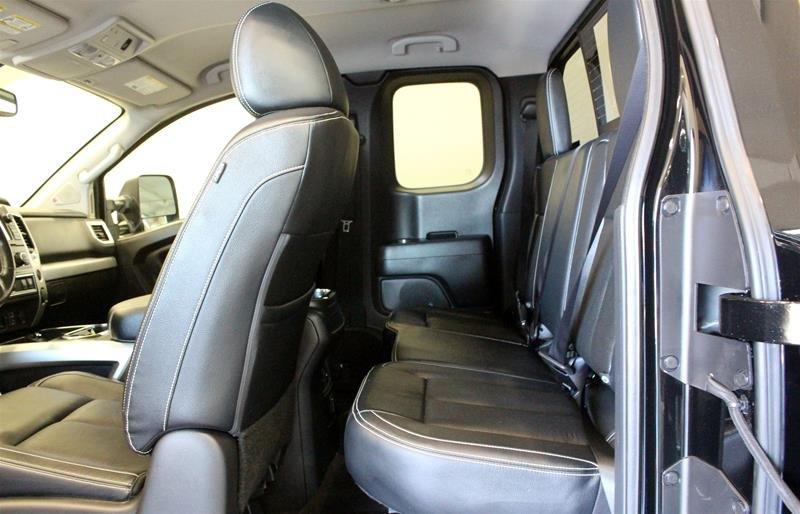 2018 Nissan Titan King Cab PRO-4X 4x4 in Regina, Saskatchewan - 12 - w1024h768px