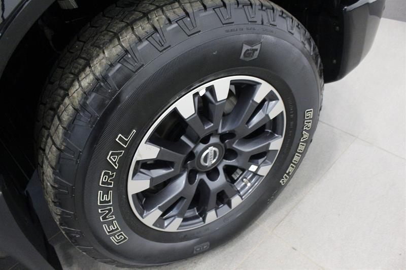 2018 Nissan Titan King Cab PRO-4X 4x4 in Regina, Saskatchewan - 16 - w1024h768px