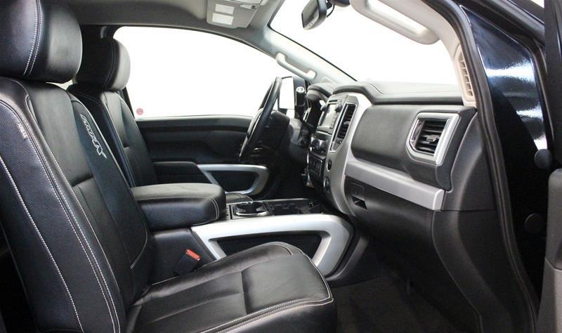 2018 Nissan Titan King Cab PRO-4X 4x4 in Regina, Saskatchewan - 15 - w1024h768px