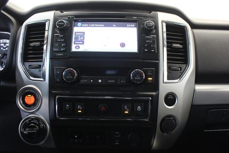 2018 Nissan Titan King Cab PRO-4X 4x4 in Regina, Saskatchewan - 7 - w1024h768px