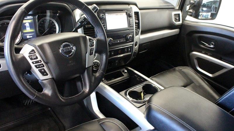 2018 Nissan Titan King Cab PRO-4X 4x4 in Regina, Saskatchewan - 9 - w1024h768px