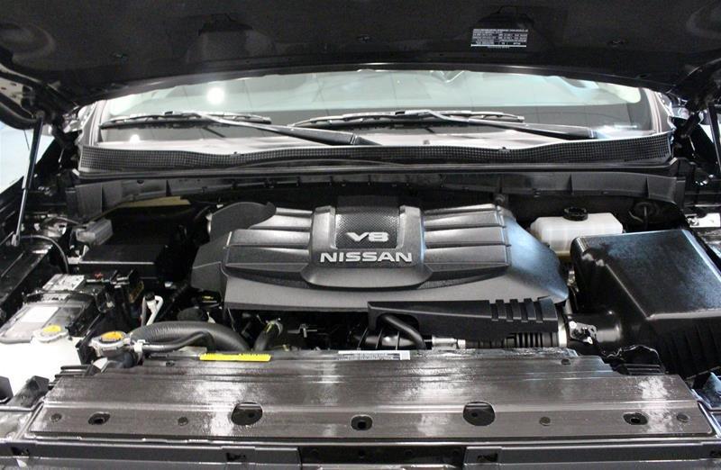 2018 Nissan Titan King Cab PRO-4X 4x4 in Regina, Saskatchewan - 17 - w1024h768px