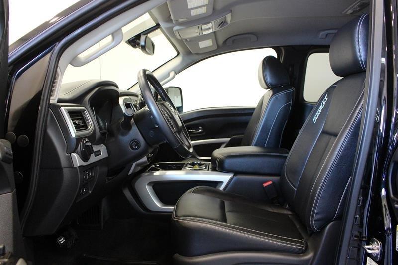 2018 Nissan Titan King Cab PRO-4X 4x4 in Regina, Saskatchewan - 10 - w1024h768px