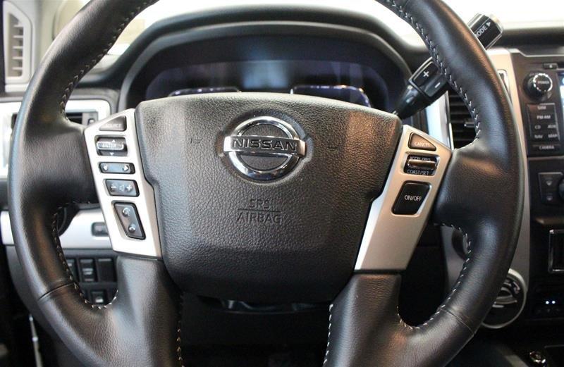 2018 Nissan Titan Crew Cab XD PRO-4X 4x4 Diesel in Regina, Saskatchewan - 6 - w1024h768px
