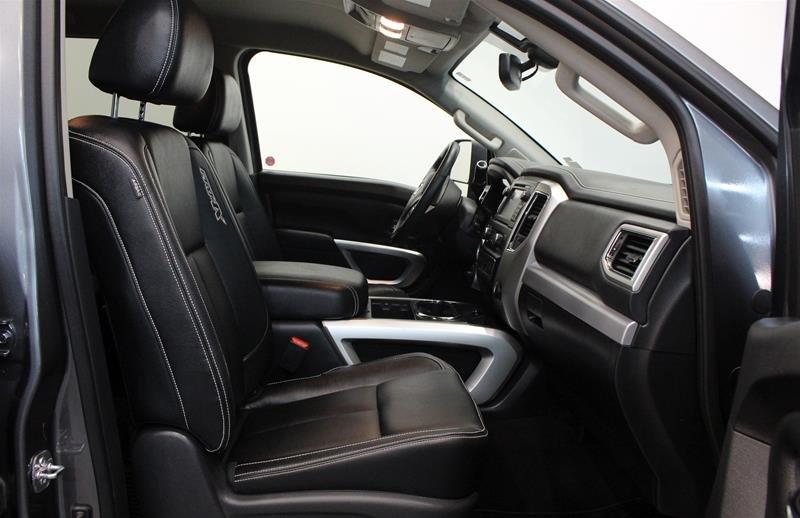 2018 Nissan Titan Crew Cab XD PRO-4X 4x4 Diesel in Regina, Saskatchewan - 15 - w1024h768px