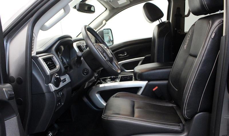 2018 Nissan Titan Crew Cab XD PRO-4X 4x4 Diesel in Regina, Saskatchewan - 10 - w1024h768px