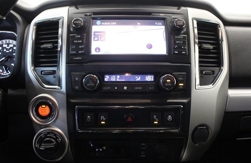 2018 Nissan Titan Crew Cab XD PRO-4X 4x4 Diesel in Regina, Saskatchewan - 7 - w1024h768px